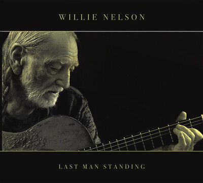Willie Nelson - Last Man Standing [New CD] Digipack Packaging