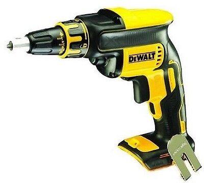 Dewalt Dcf620n Cordless Drywall Screwdriver 18v Brushless Body Only