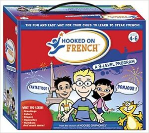 French Hooked on phonics programme NEW