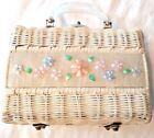 Wicker Purse Vintage Bags, Handbags & Cases