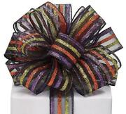 Sheer Wired Ribbon