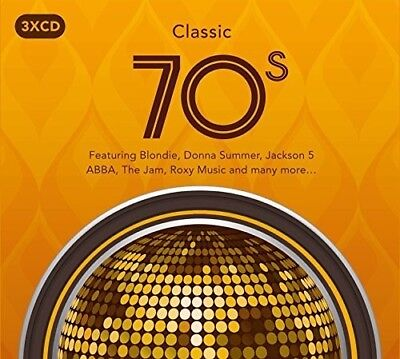 Various Artists - Classic 70's / Various [New CD] UK - Import