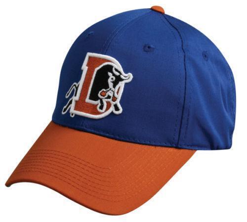 Durham Bulls Cap: Baseball-Minors