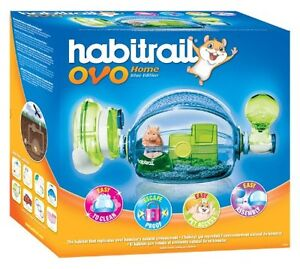 Habitrail OVO Hamster Home + Accessories for SALE