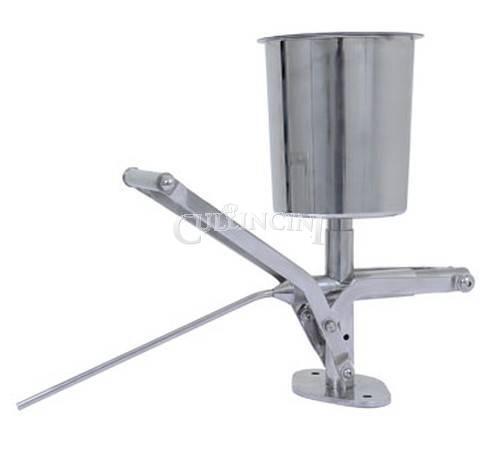Uniworld Churro/Pastry Filler Machine, 2 Liter - UCM-CF2