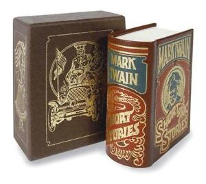 Mark Twain First Edition Books