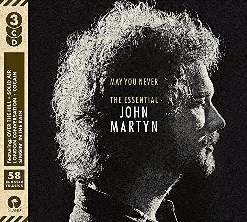 John Martyn - May You Never: Essential John Martyn [New CD] UK - Import