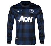 Man UTD Away Shirt