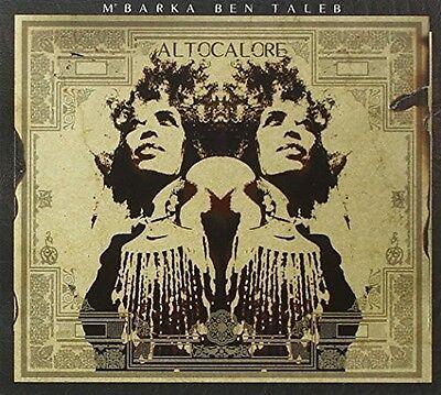 M'Barka Ben Taleb - Altocalore [New CD] Italy - Import