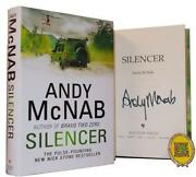 Andy McNab Signed