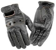 Vintage Motorcycle Gloves