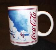 Coca Cola Coffee Cup