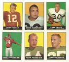 Pittsburgh Steelers Football Card Lots
