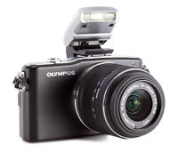 OLympus E-MP1 photo camera like new
