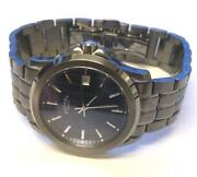 Mens Stainless Steel Rotary Watch