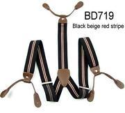 Striped Braces
