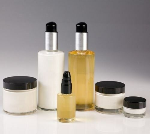 NEW Cosmetic Packaging Skincare Glass ABA Hunter Jars & Abby Bottles $31,181.93