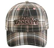 Plaid Hunting Hat