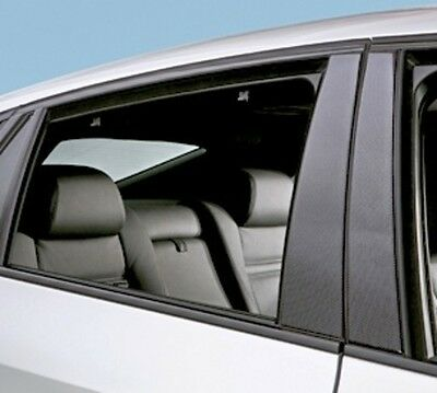 Exterior Trim Kit-Carbon Fiber - Look Door Pillar Accents BMW OEM 82110444654