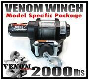 Honda Rancher Winch