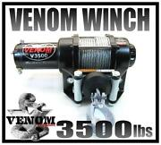 Venom ATV Winch