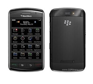 BlackBerry Storm 9530 - 1 GB - Black (Unlocked) Smartphone Touch Screen