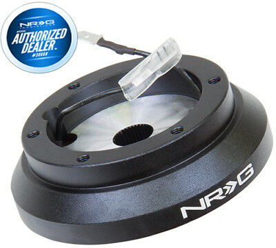 Nrg Hub Adapter - NEW NRG Steering Wheel Short Hub Adapter Eclipse Subaru Impreza WRX SRK-100H