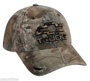 Chevy Camo Hat