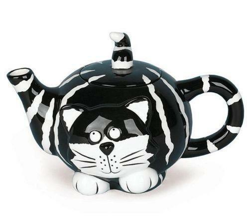 Cat Teapot Ebay