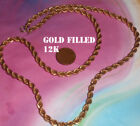 Gold Chain Gold Filled Chains, Necklaces & Pendants for Men
