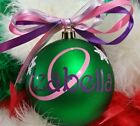 Ball Plastic Christmas Ornaments