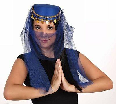 HAT ODALISQUE 2 PIECES Carnival Accessories Princess Araba - Odalisque Kostüm