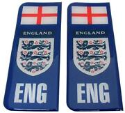 England Car Badge