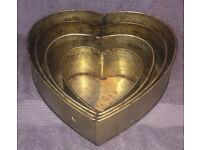 Cake Tins - Heart Shaped