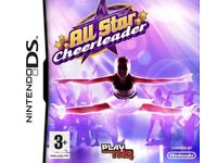 All Star Cheerleader (Nintendo DS) New at only £2