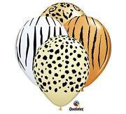 Cheetah Balloons