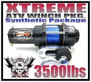 Polaris 3500 Winch