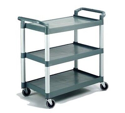 Crestware Large 3-Tier Trolley