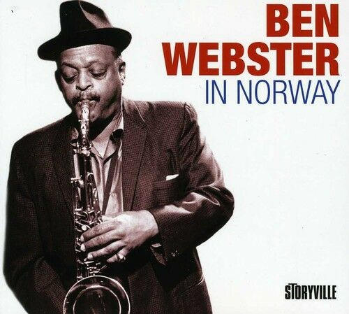 Ben Webster - Ben Webster in Norway [New CD] Digipack Packaging