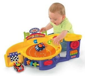 Piste de course Fisher Price