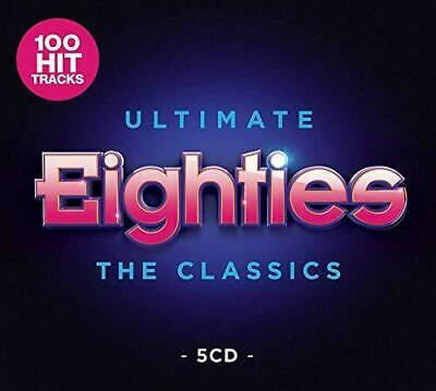 Ultimate 80s - The Classics [New & Sealed] 5 CDs
