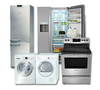 GEORGE FOR HOME APPLIANCES REPAIR AND INSTALLATION 416-877-7713