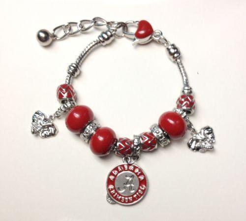 Alabama Charm Bracelet: Alabama Charm Bracelet