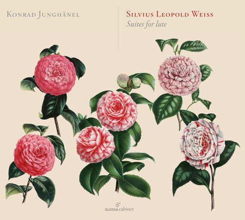 Weiss / Konrad Junghaenel - Suites for Lute [New CD]