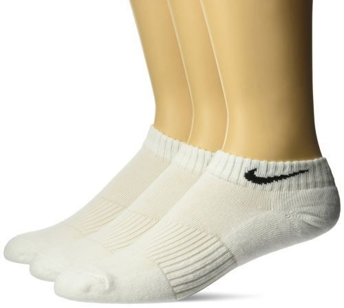 NEW SX4701 101 Nike Men's Performance Cotton Cushioned Low-C