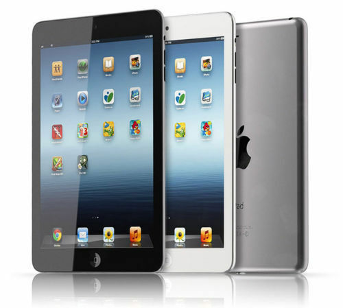 Apple iPad mini 1st Gen. Wi-Fi, 7.9in **Choose Grade A-B-C and Color and GB**