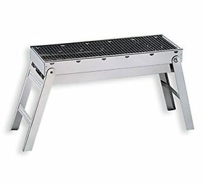 Chinese BBQ Grill Stainless Steel Portable Folding Charcoal Gril