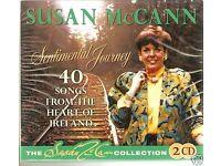 Irish Songs - SUSAN MCCANN - SENTIMENTAL JOURNEY 2 CD