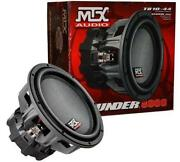 MTX Subwoofers