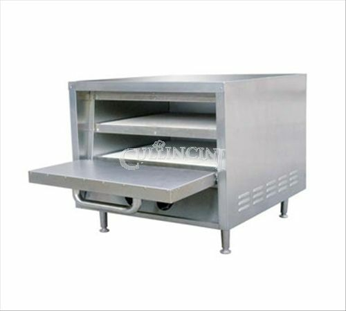Adcraft - 23in - Pizza Oven Commercial Hearth Bake Shelf Stackable - Po-18